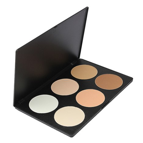 Trusa make-up 6 culori mate